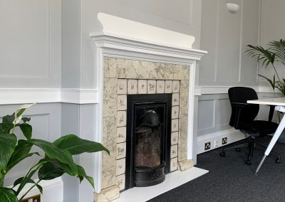 serviced offices in maidenhead office fireplace